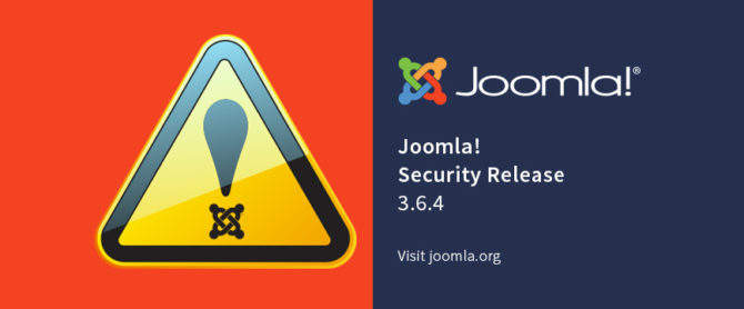 Actualiza a Joomla! 3.6.4 hoy mismo