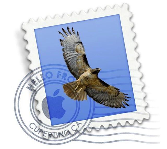 Configuración cliente de correo Mail de OSX