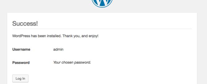 Ataque WPSetup: Ataques sobre las instalaciones recientes de WordPress