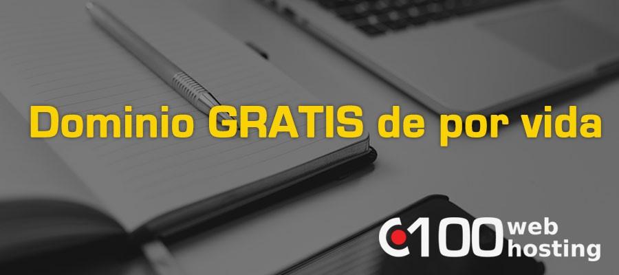 Hospedaje Web con Dominio .COM gratis de por vida