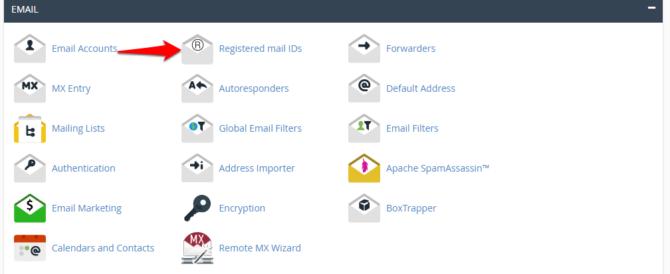 Registra tu correo para ser utilizado con scripts